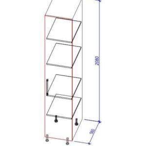 Нижний кухонный шкаф PK-40